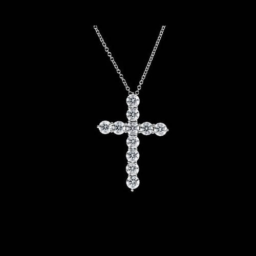 Cross Rhinestone