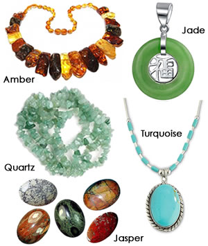 SteelOrchids | Gemstones and semi precious stones